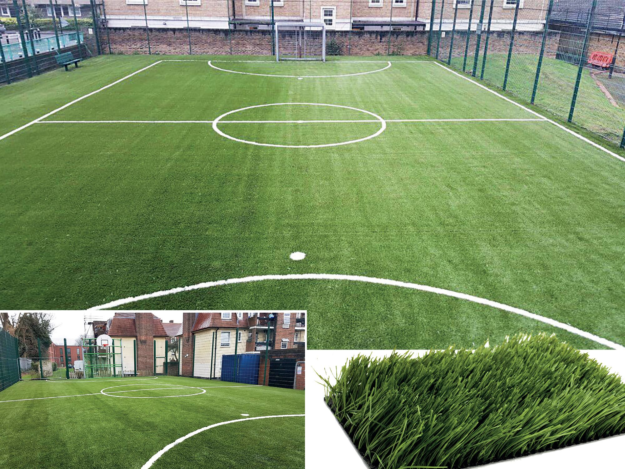 PPG - 3G Turf options