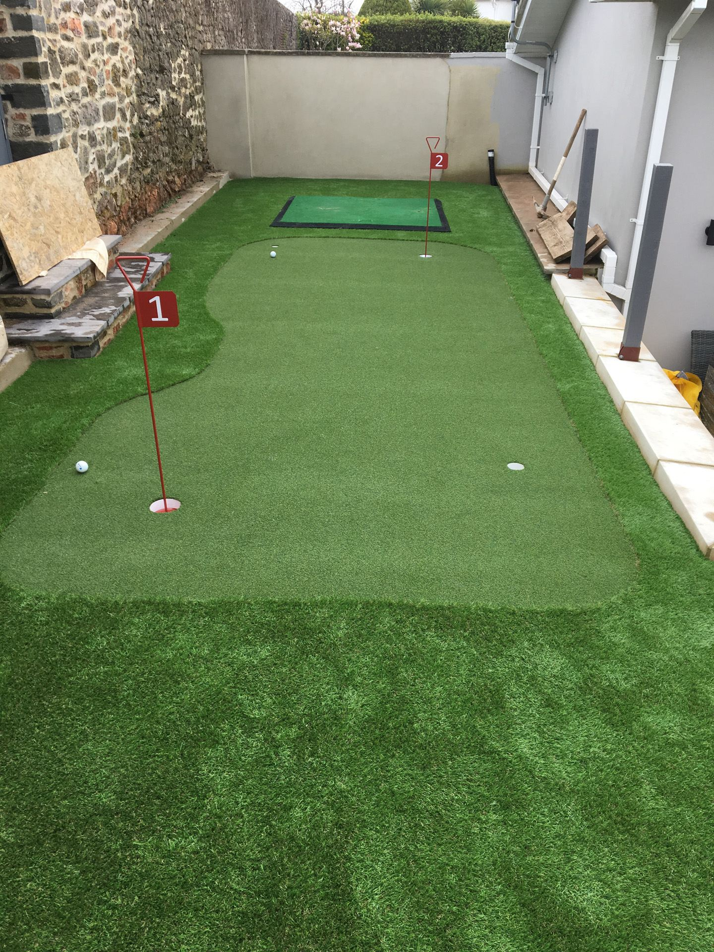 PPG - Residential Golf Greens