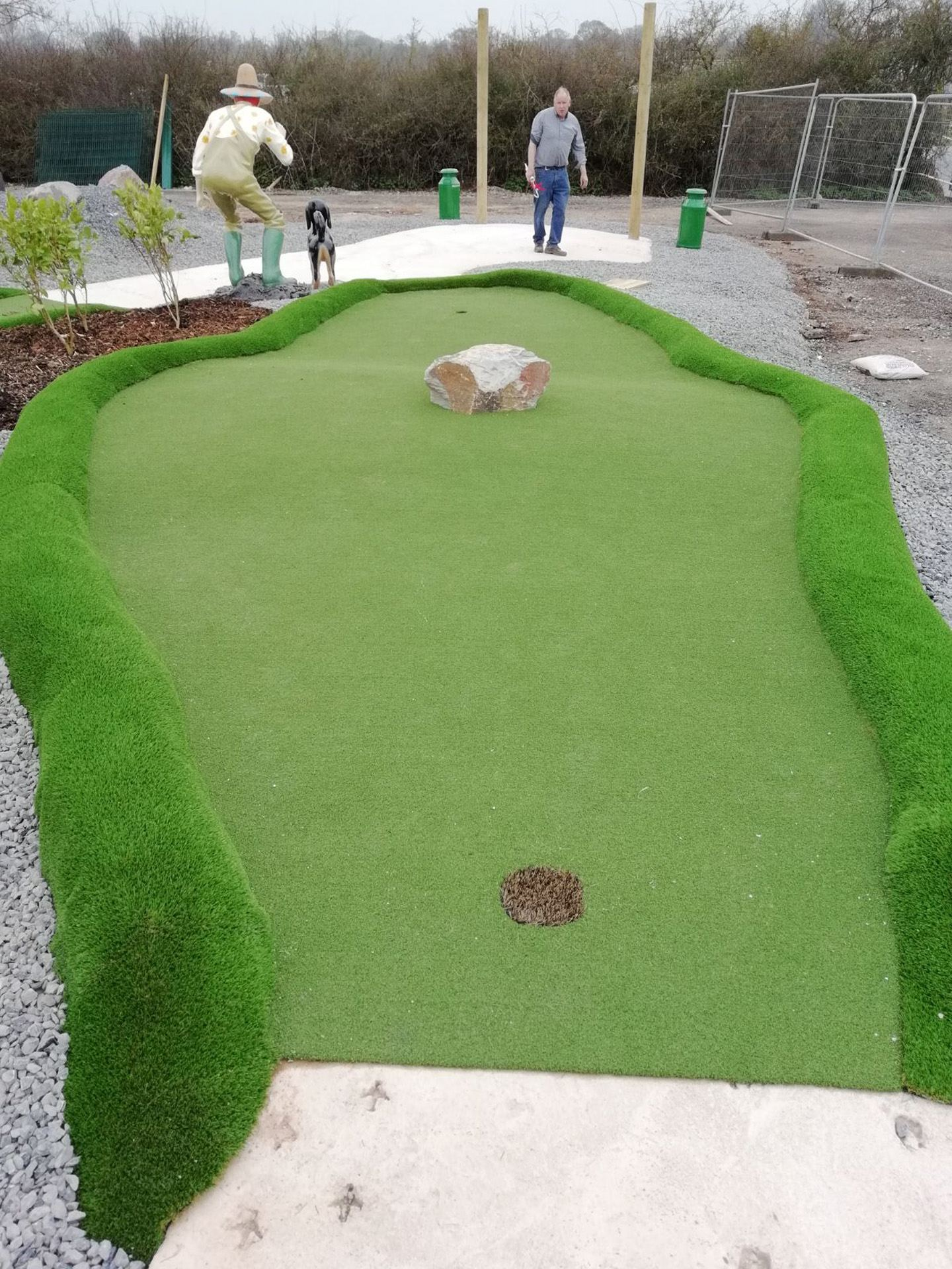 PPG - Adventure Golf with Synthetic Grass