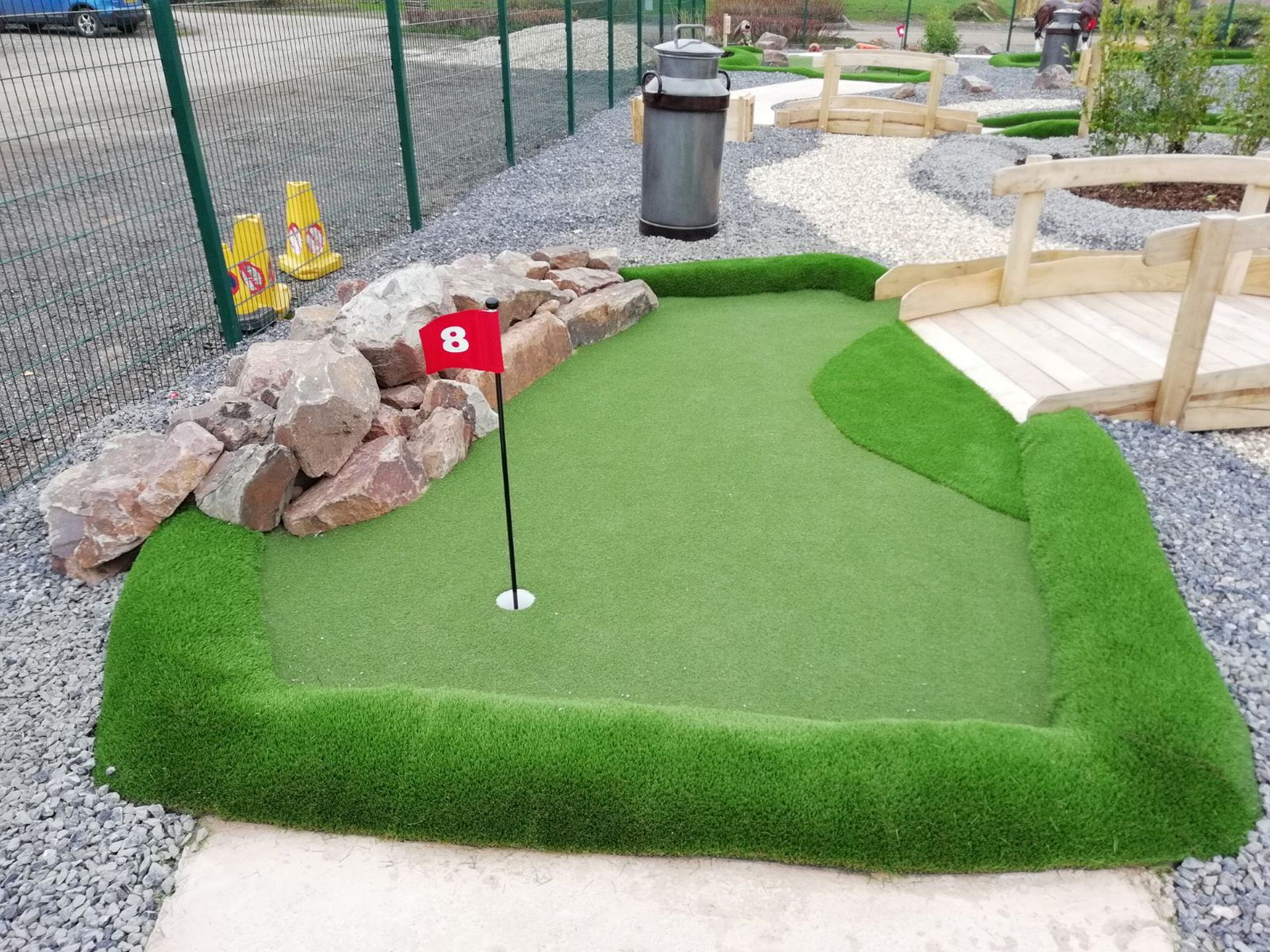 PPG - Adventure Golf Synthetic Grass