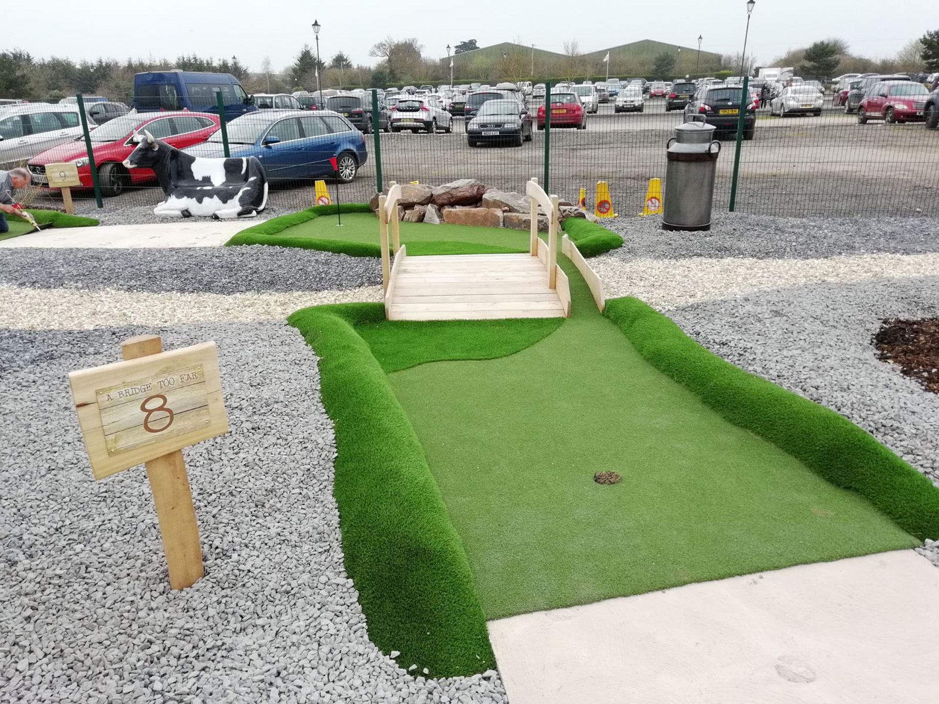 PPG - Perfectly Green Adventure Golf Grass