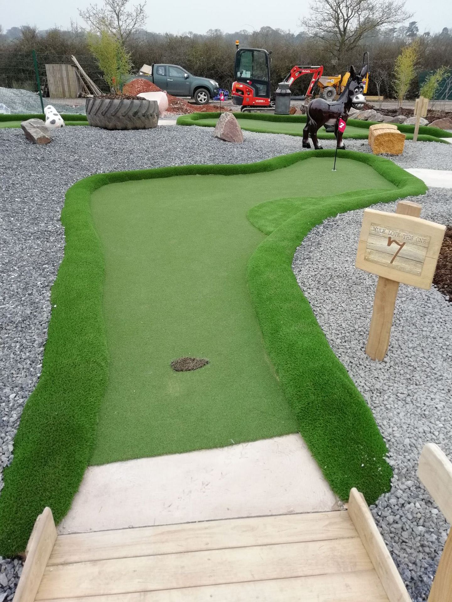 PPG - All aspects of Adventure Golf